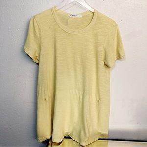 2 for $20 Stateside Cinch Tie T-shirt NWT Sz L